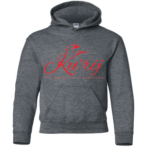 KU'RIJ RED SIGNATURE  Youth Pullover Hoodie