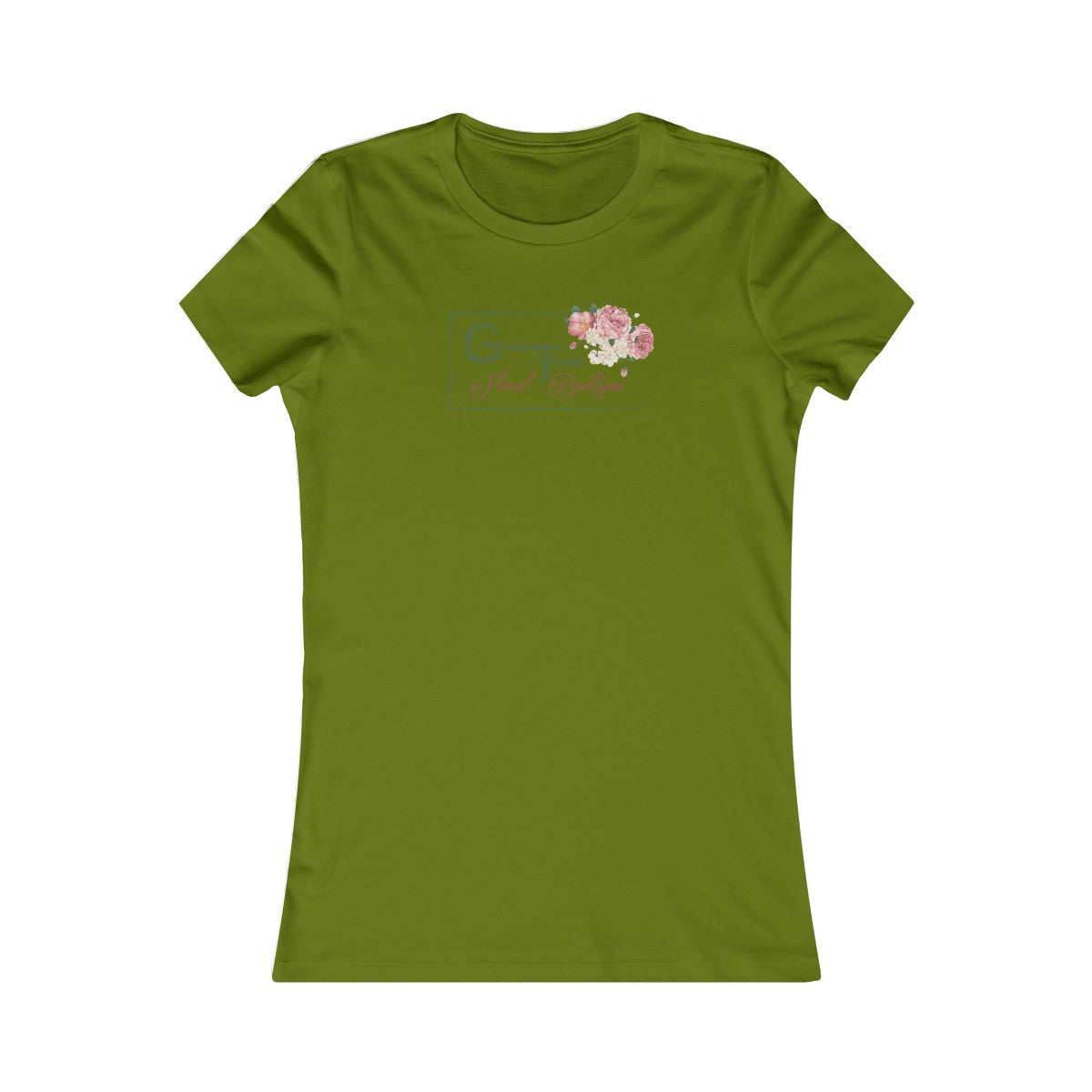 Women's Green Thumb Designer Tee