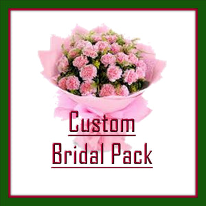 Custom Bridal Pack