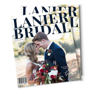 Lanier Bridal Magazine, Volume 1 - Digital