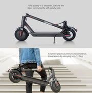 Alfawise M1 Folding Electric Scooter - Elektrisk Sparkesykkel