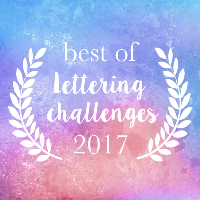 Best of: Lettering Challenges