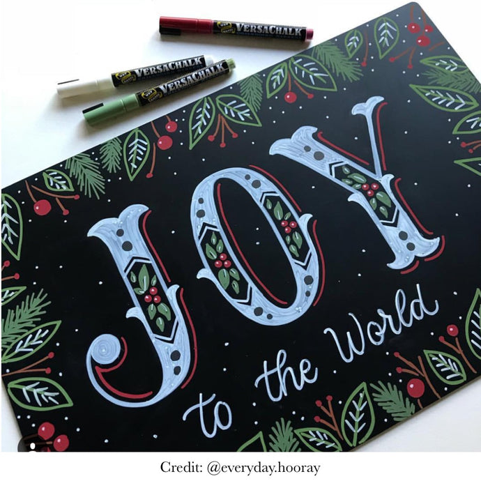 Best of: Christmas Lettering