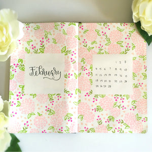 How to create a beautiful Monthly Planner