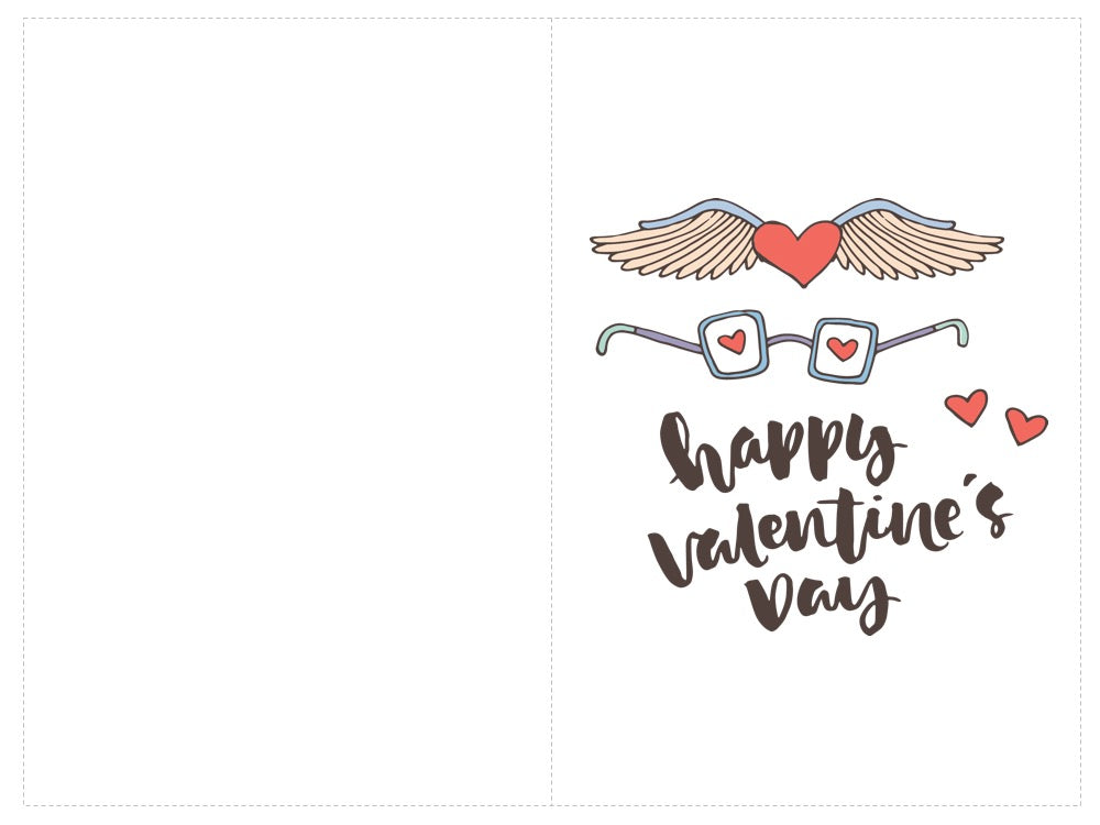 Free Download Valentine's day card