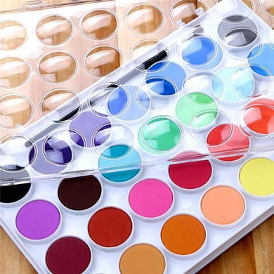 The Ultimate Watercolour Palette