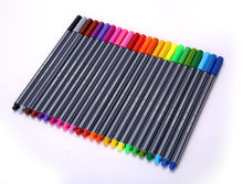 Fineliner Pens for Bujo and Coloring, Set of 24 Colors