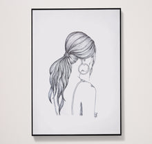 Girls in Ink Wall Art Series