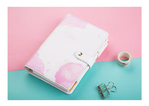 Fairy Floss Planner, A6 size