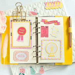 The Happy Planner sticker set, 30 units