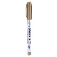 Metallic Marker Gold or Silver