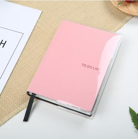 Leather A6 Planner with Cover