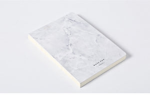 Marble Planner, 80 thick cotton pages