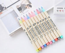 Fabricolor Calligraphy Brush Markers 10 colours
