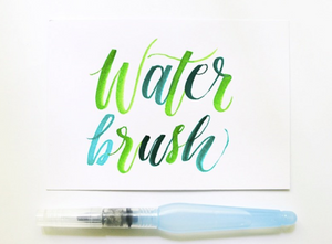 Water Brush Pen, Small, Medium or Large Brush
