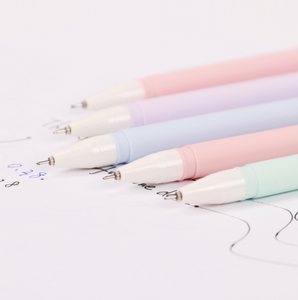 Pastel Ink Pens, set of 4