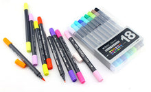 Signme Watercolour Brush Markers 18 Colors