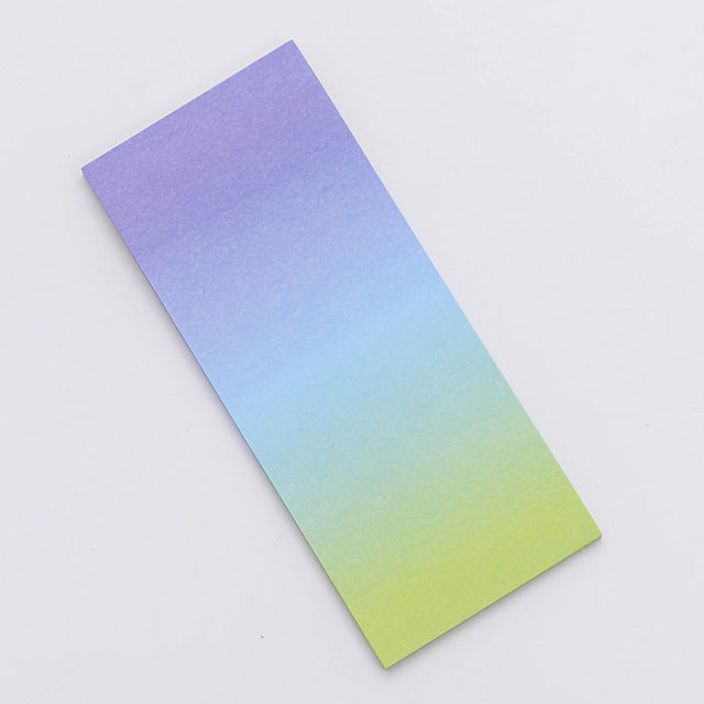 Large Ombre To Do Sticky Notes