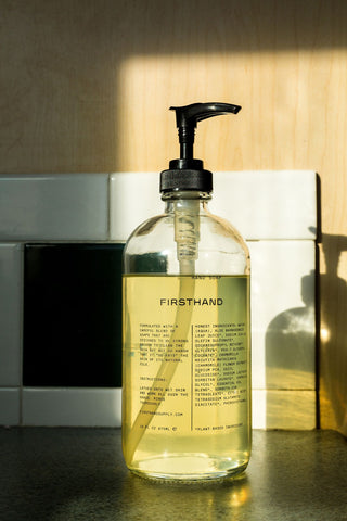 Liquid Hand Soap - Firsthand Supply