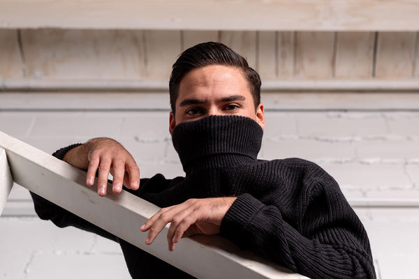 all purpose pomade turtle neck