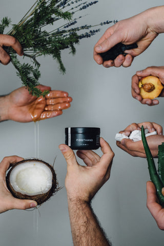 ethical hair product sourcing