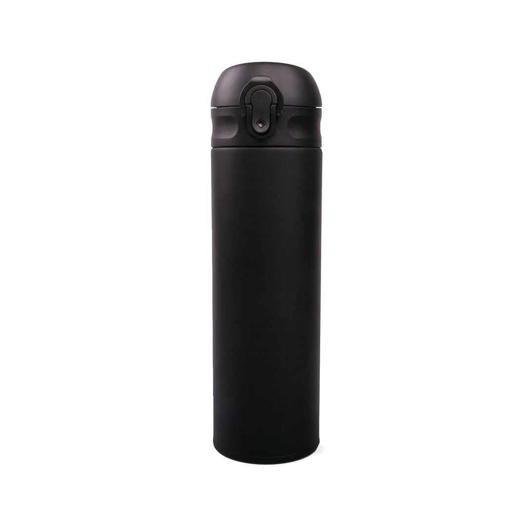 Adult Thermos Flask 480ml Black