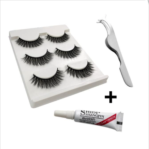 3D Mink Lashes Set