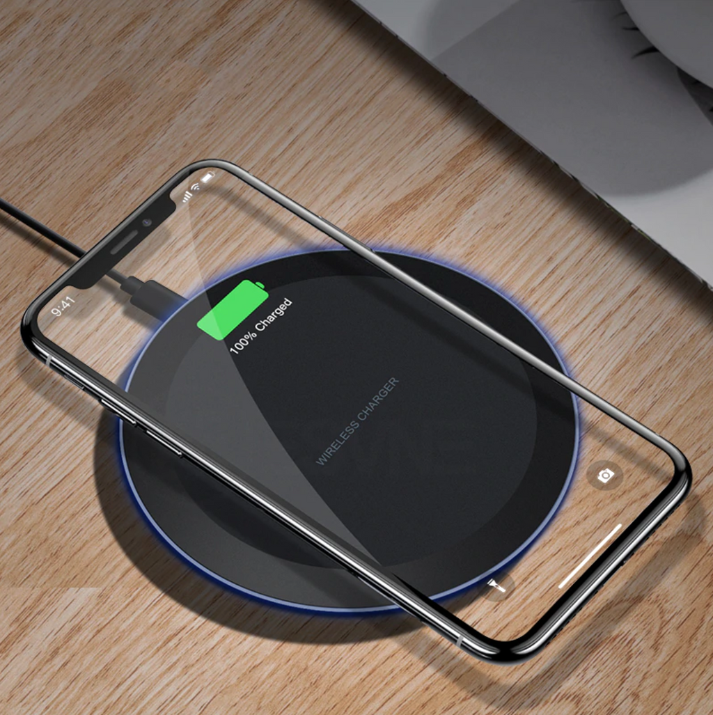Fast Charge Wireless Charger | Black