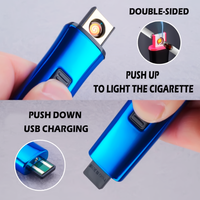 Small Rechargeable Flameless Lighter