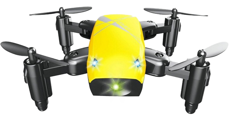 Palm Size RC Quadcopter | Altitude Hold