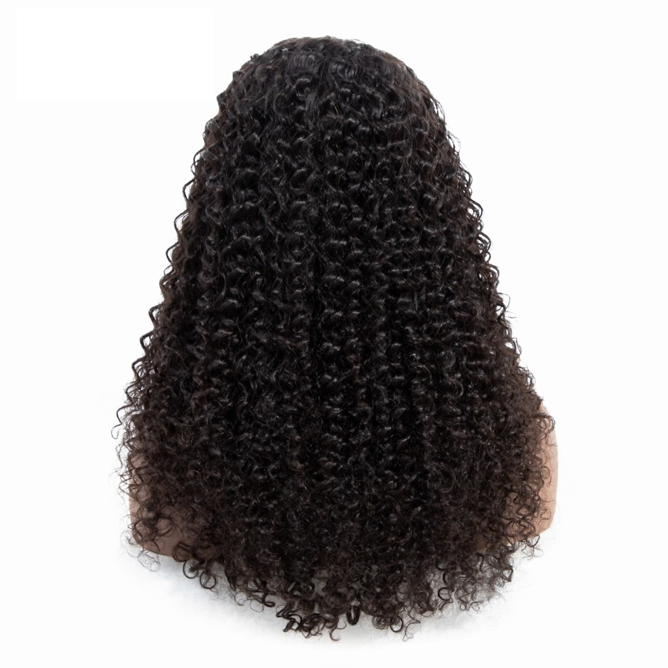 Lace Front Curly Wig | Indian Remy Hair