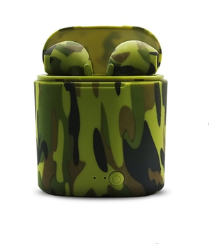 Camo Bluetooth Wireless EarBuds | Bundle