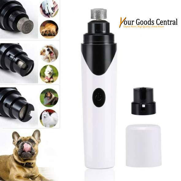 Easy Pro Pet Nail Grooming Tool | Rechargeable