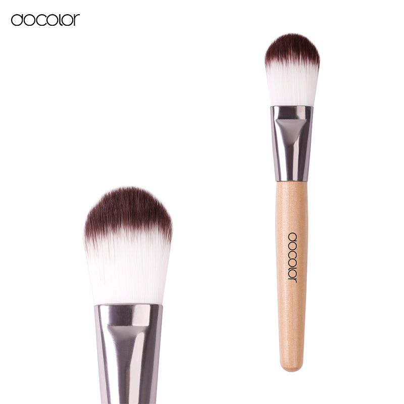 Foundation brush lowest price !! make up brush daily makeup essential High Quality Brushes   1PCS - Your Goods Central