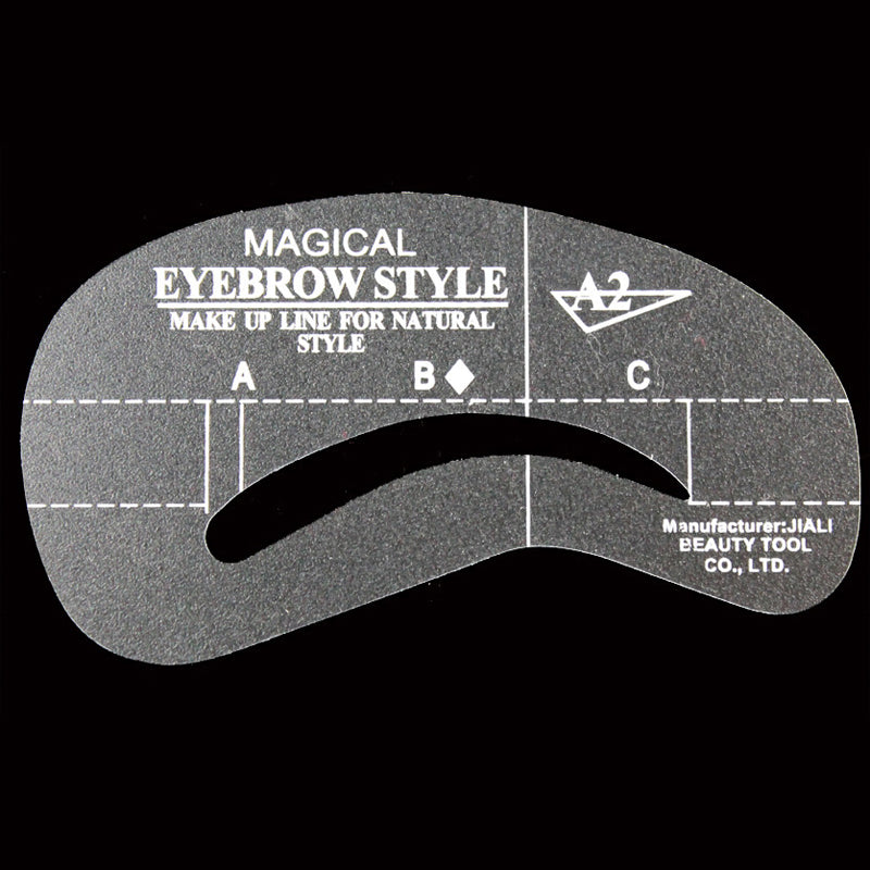 Magic Eyebrow Stencils - Your Goods Central
