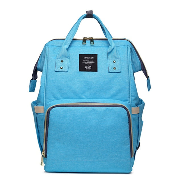 Ultimate Diaper Bag Back Pack