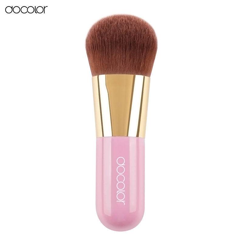 Best Foundation Makeup Brush with Box Fast Make up Brushes Beauty Essential Makeup Tools - Your Goods Central