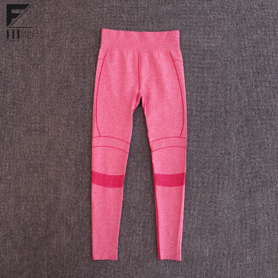 Women's Sports Elastic Yoga Pants perfect for Fitness Workout/Running/Gym - Your Goods Central