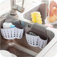 Silicone Hanging Sponge Drain Rack - Your Goods Central
