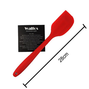 Non Stick Silicone Spatula Set good for cookie/pastry scraper/cake baking - Your Goods Central