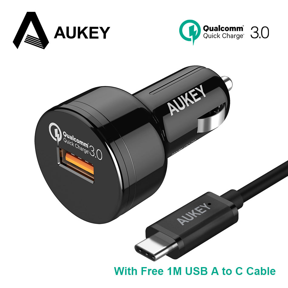 3.0 24W Quick Car Charger - Your Goods Central