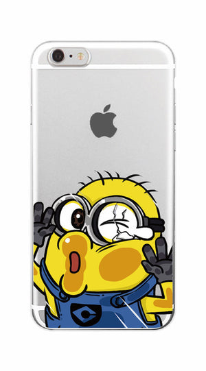Samsung Funny Cartoon Soft Phone Case - Your Goods Central