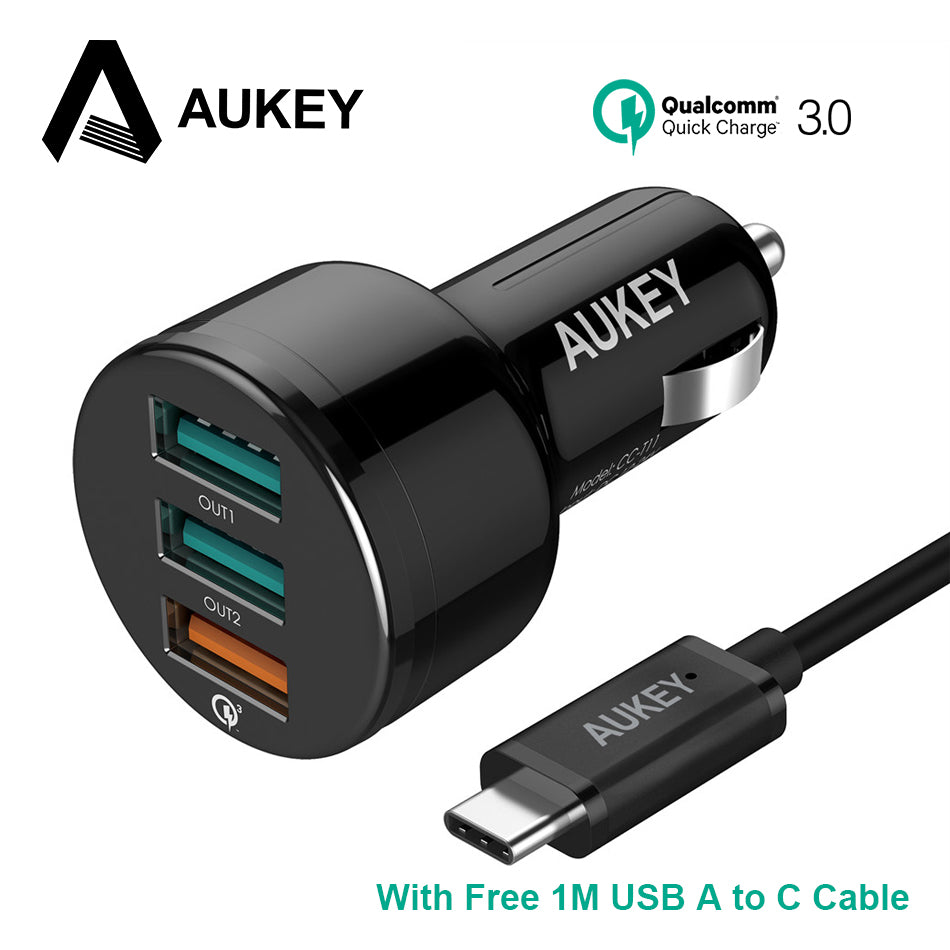 3.0 Fast Mobile Car-Charger - Your Goods Central