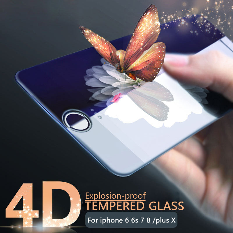 Tempered Glass iPhone 7 Screen Protector - Your Goods Central