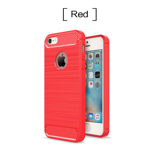 Soft Shock Resistant iPhone Phone Cases - Your Goods Central