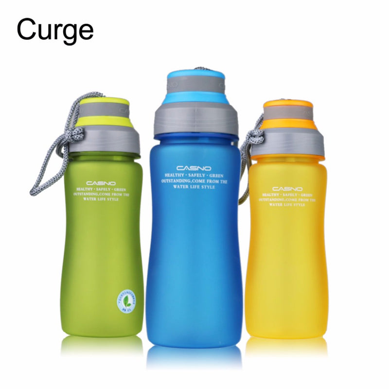 Sports PBA Free Plastic Water Bottle With Portable Rope And Tea Infuser    Your Goods Central