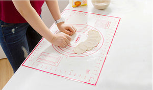 Non Stick Silicone Baking Mat/Kneading Dough Mat/Baking Rolling pastry Mat Bakeware Liners Pads - Your Goods Central