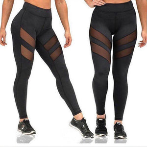 Yoga Mesh Running pants - Your Goods Central