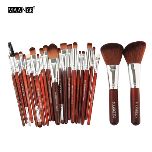 22pcs Makeup Brush Set - Your Goods Central