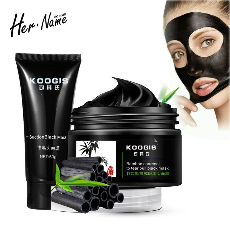 Korean Charcoal facial blackhead remover for essential skin care treatment - Your Goods Central